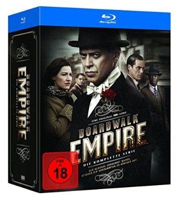 [Serie][Blu-Ray]Boardwalk Empire Komplettbox für 54,97€