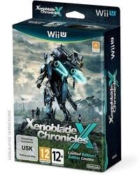 Wii U - Xenoblade Chronicles X - SteelBook Special Edition für 51,99€ inkl. Versand
