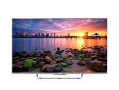 Sony KDL55W756C 138 cm (55 Zoll) Fernseher (Full HD,800Hz, Triple Tuner, Smart TV,Android TV,silber) [Energieklasse A+]@AMAZON