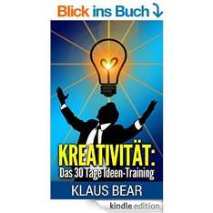 Amazon-Kindle: 30-Tage- Ideen-Training