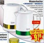 [CENTERSHOP NRW/RP] HE Wasserkocher WK8002GE / WK8002GE 1,5l 2200W 360° drehbar mit Kalkfilter für 9,99€