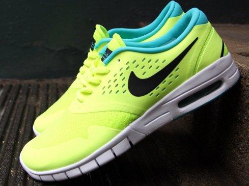 Nike Eric Koston 2 Max versch. Farben & Größen für 72,46 €  (mit qipu 68,94€)