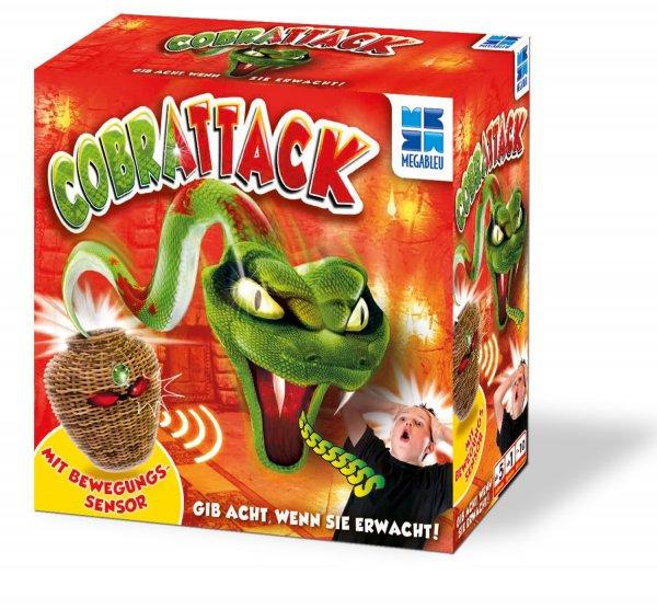 (Spielzeug/Prime) Cobrattack, Geschicklichkeitsspiel für 7,22 €