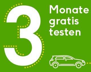 Zipcar Carsharing 3 Monate inkl. 2 Stunden fahren gratis