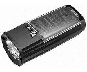 Owleye BRILLIAN.S Solarfahrradlampe Frontlicht LED Leuchte 40 LUX 39,95€ inkl. Versand -30€ billiger!