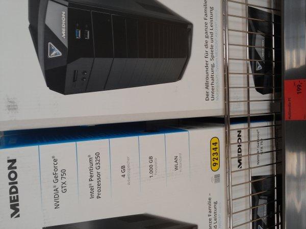 (Lokal) ALDI Bruchsal Neueröffnung PC für 199€