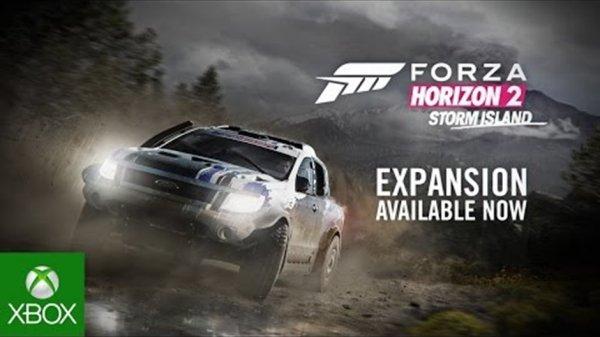 [Xbox One] Forza Horizon 2: Storm Island 10€