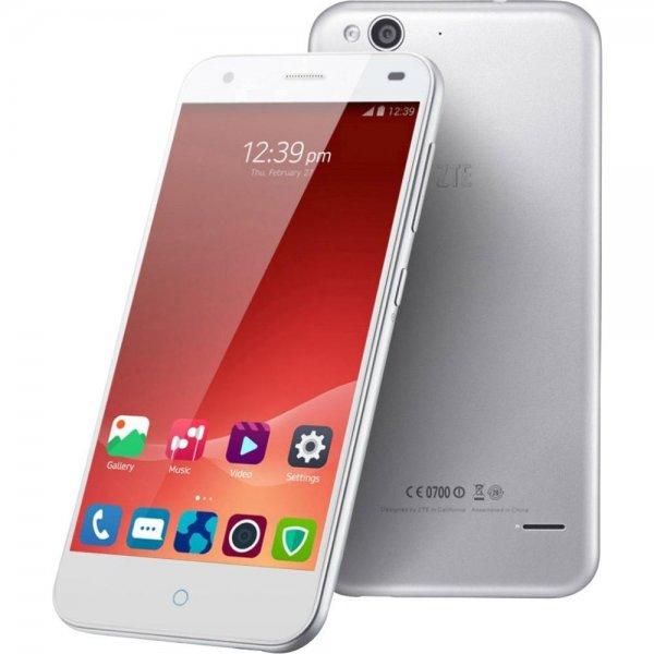 [Pixmania] ZTE Blade S6 LTE + Dual-SIM (5'' HD IPS, Snapdragon 615 Octacore, 2GB RAM, 16GB intern, kein Hybrid-Slot, Android 5.0) für 202,99€