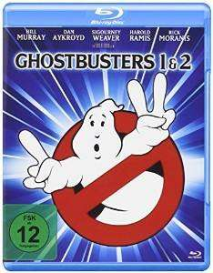 [Amazon Prime] Ghostbusters 1 + 2 (Bluray, 4K-Mastered) für 8,99€