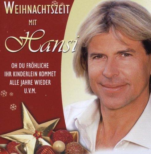 Amazon Prime : CD Hansi Hinterseer - Weihnachtszeit mit Hansi  Nur 2,76 €