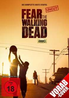 (buch.de VORBESTELLER) Fear the Walking Dead - Staffel 1 (Steelbook Edition) für 24,65€