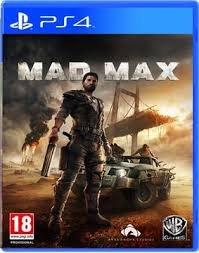 Mad Max - [PlayStation 4 & XB One]