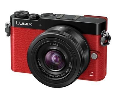 [Schweiz] Digitec.ch: Panasonic Lumix GM5 MFT-Kamera inkl. Objektiv 12-32mm, in ROT