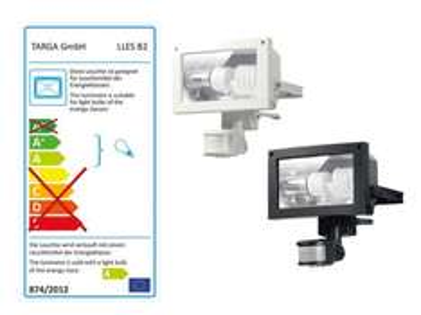 LIDL (offline) - LIVARNO LUX® Energiesparaußenstrahler LLES B2 für 11,99€ - ab 17.09
