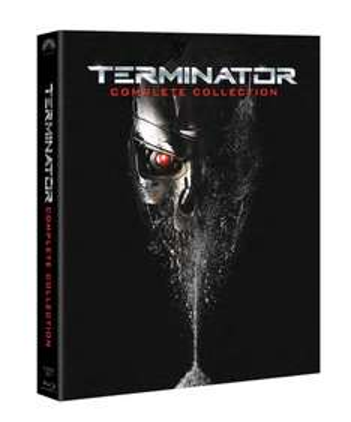 Terminator - Complete Collection (5 Blu-Ray) - Englische OV