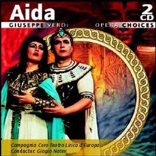 Amazon Prime : Guiseppe Verdis  Aida Doppel-CD (  von Compagnia Coro Teatro Lirico d'Europa)  - Inklusive kostenloser MP3-Version.  Nur 3,12 €