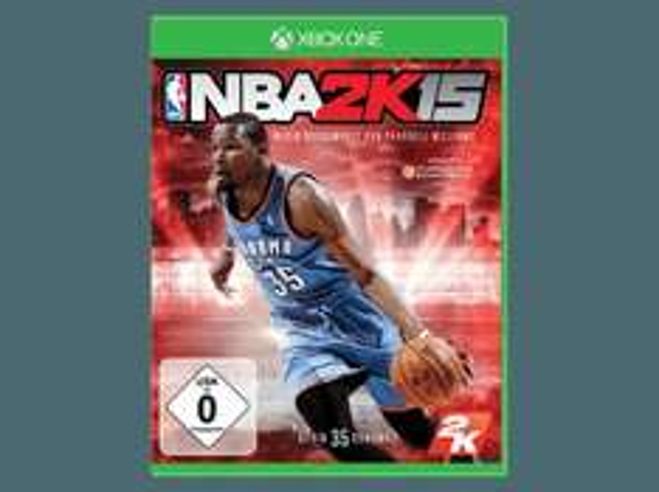 [Mediamarkt] NBA 2K15 [Xbox One] für 15,-€ Versandkostenfrei ab 20.00 Uhr