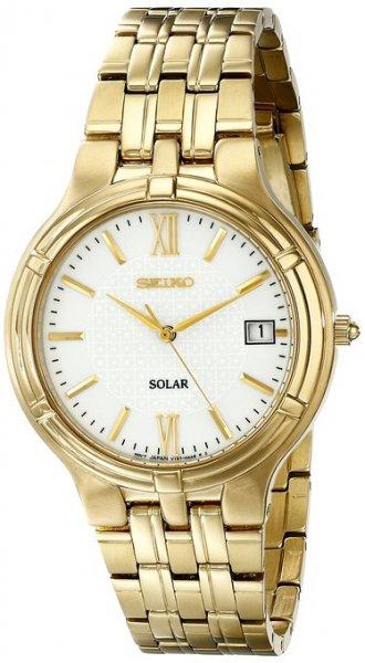 Seiko Herren-Armbanduhr Solar SNE030P1 für 79,- € @Amazon Marketplace