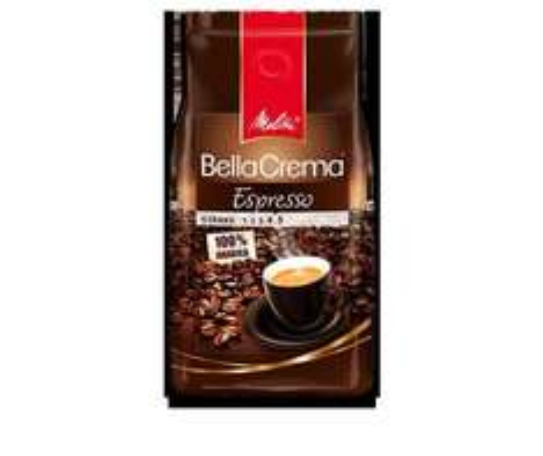Media Markt - MELITTA Bella Crema Espresso Kaffeebohnen 1kg für 7€ / Versandkostenfrei