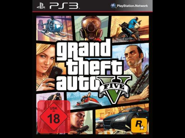 20€ GTA 5 für PS3 [Media Markt] online bei Filialabholung