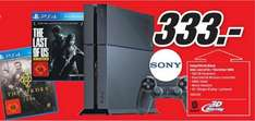 [Lokal Regensburg - Neutraubling] Media Markt - PlayStation 4 mit The Last Of Us und The Order 1886