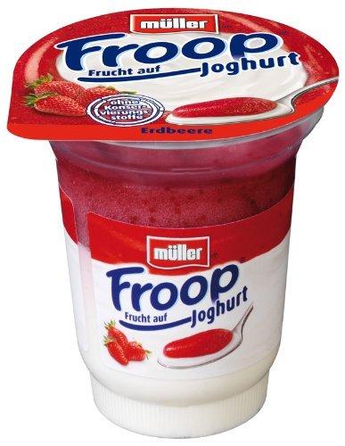 [Kaufland - Lokal-Heidelberg] Müller Froop Joghurt Erdbeer + Zitrone nur 9 Cent