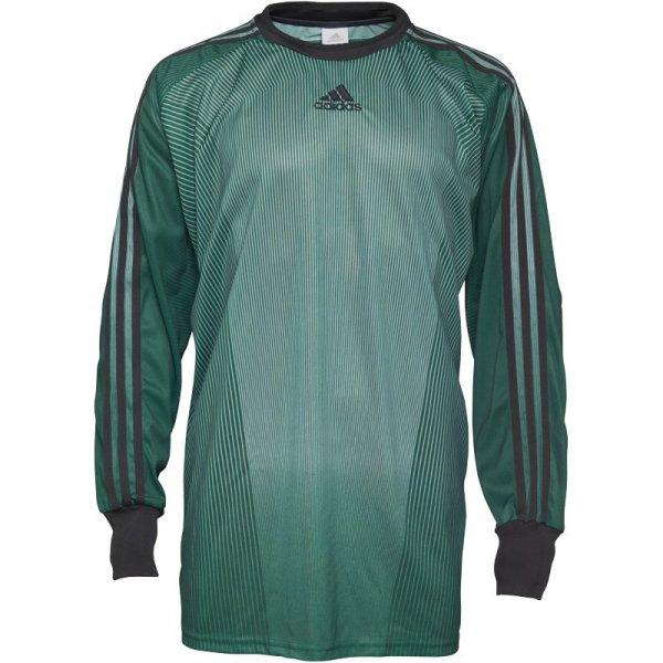 Adidas / Herren 3 Streifen Torwart Trikot Grün / Größen XL und XXL