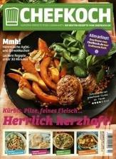 Gratisausgabe (print) Zeitschrift CHEFKOCH