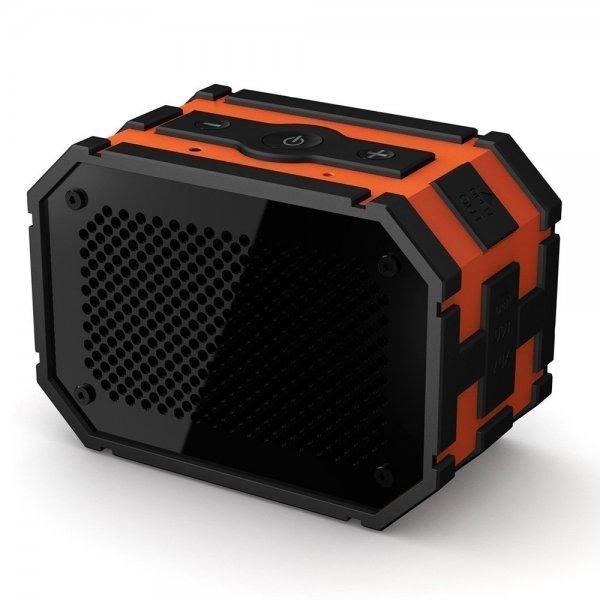 (Amazon - auch ohne Prime) MPOW Armor Bluetooth 4.0 Lautsprecher mit integrierter Powerbank / Stossfest & Wasserdicht