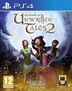 (PS4/One) The Book Of Unwritten Tales 2 für 21,95 €