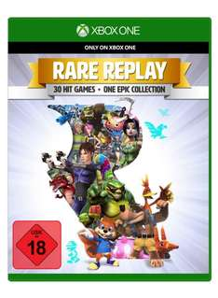 Rare Replay (Xbox One) 30 Spiele-Klassiker für 19€ bei Media Markt
