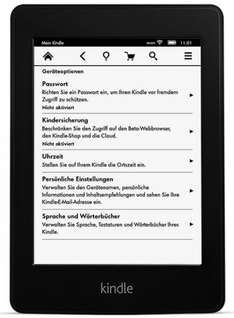 Lokal (Mainz, Alzey, Sulzbach) Mediamarkt Outlet - Kindle Paperwhite Wifi 4 GB 77€