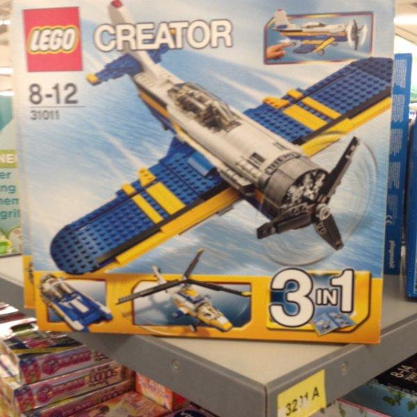 Lego 31011 Marktkauf (BI-Oldentrup)