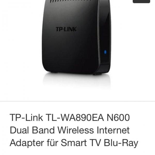 TP-Link WA890EA N600 WLAN Repeater bei ebay für 19,90 inkl. Versand - Ersparnis von 25%