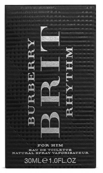 BURBERRY BRIT RHYTHM FOR HIM EDT SPRAY 30ML für 12,90€ bei ebay.de incl.Versand Ausverkauft