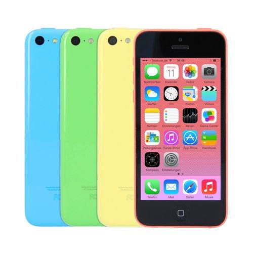 eBay WOW - APPLE iPhone 5C generalüberüberholt für 199,00 in verschiedenen Farben