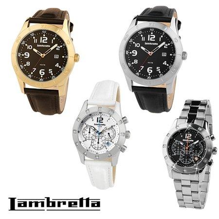 Lambretta Luigi Uhren für Damen und Herren