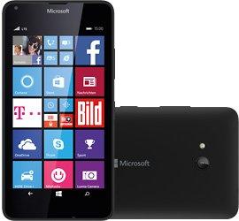 Lumia 630 Single Sim Schwarz für 65€ (B-Ware) (+ je nach Gutschein bis zu -10€)