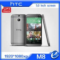 [CN Aliexpress] HTC One M8 unlocked refurbished 16GB 229,16€(+Mwst) - 32GB 237,34€(+Mwst)