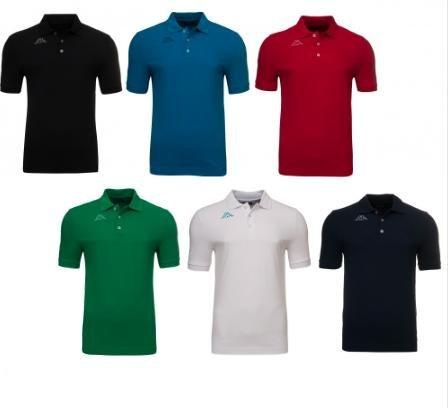 [Outlet46] Kappa Poloshirt in 6 Farben für 9,99€ inkl. VSK statt 14,46€