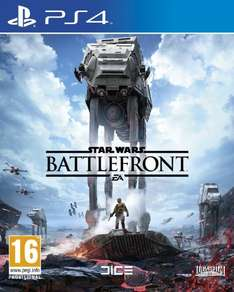 Fallout 4, Star Wars: Battlefront u.a. Games günstig vorbestellen durch 10£ amazon.co.uk Gutschein-Promoaktion