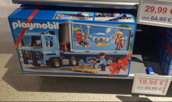 [Zirndorf] Playmobil 5091 - Jubiläums Truck
