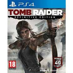 [TheGameCollection] Tomb Raider: Definitive Edition (PS4) für 16,33€
