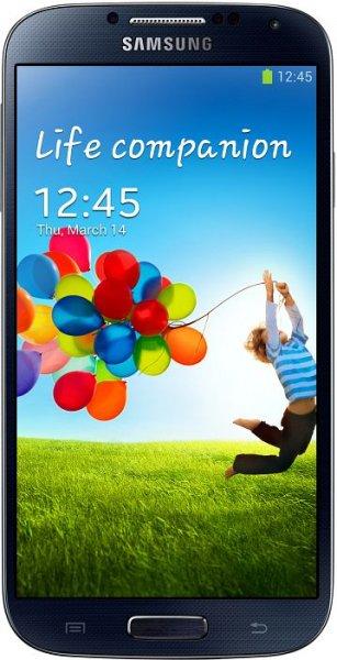 Samsung Galaxy S4 LTE, black, 16GB....Fehler, leider doch gebrauchte Geräte...