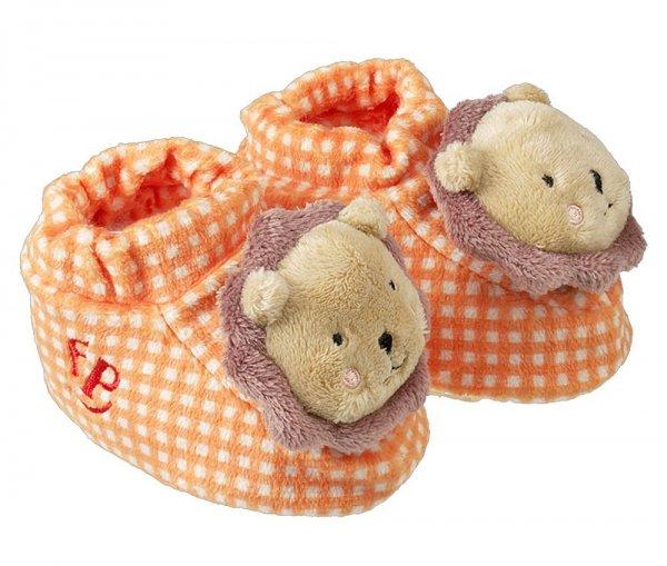 Happy People 40827 - Fisher-Price Baby Schuhe Löwe für 6,37€ bei Amazon (Prime)