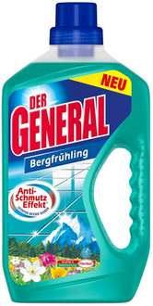 2x Der General für 1,22Euro nächste Woche bei Müller