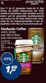 Starbucks Kaffee für 0,79€ (COUPIES / real)