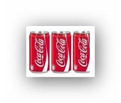 Netto ohne Hund:10 Dosen Coca-Cola 0,33 für 3,77 Euro zzgl.Pfand am Samstag,26.09.2015