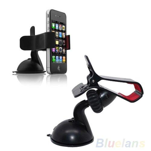 [ebay] Handy / Navi Haltung fürs Auto / Saugnapf für Windschutzscheibe