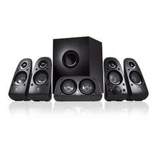 Logitech Z506 5.1 Lautsprechersystem schwarz inkl. Vsk für 57,86 € > [amazon.fr] > Blitzangebot